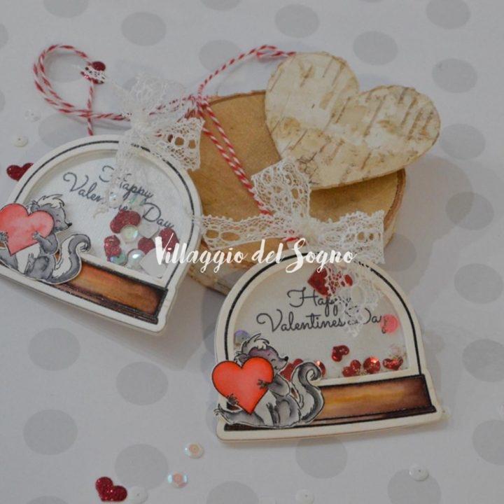 Tanti cuoricini per  Valentine's Day